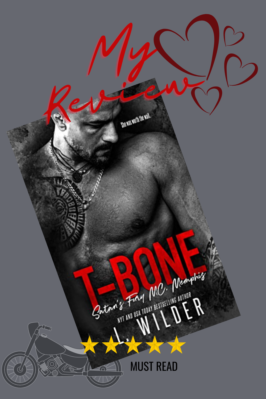 T-Bone – L. Wilder Satan's Fury MC – My Book Review